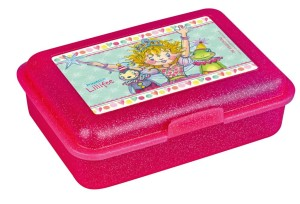 Die Prinzessin Lillifee Butterbrot-Dose in pink